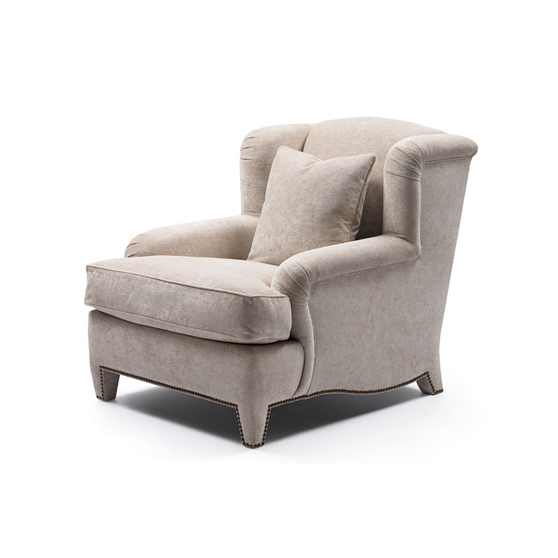 High Quality Colette Lounge Chair And Ottoman