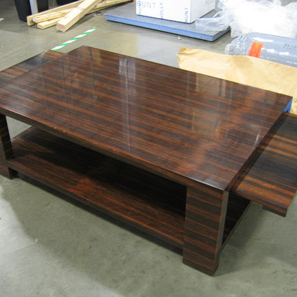 Conrad coffee table coffee tables sale items mattaliano for Coffee tables on sale